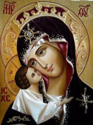 Maica Domnului IISUS HRISTOS