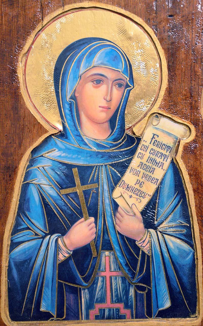 cuvioasa Paracheva