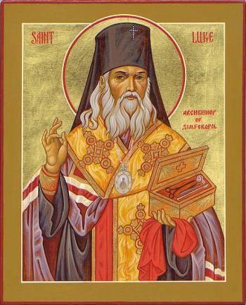 sfantul-Luca-al-Crimeii doctor fara de arginti